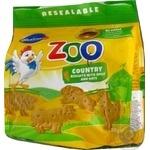 Печенье Leibniz Zoo Country 100г