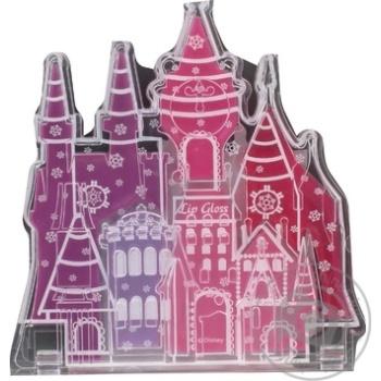 Блеск для губ Disney Princess Магия океана детский - купить, цены на МегаМаркет - фото 1