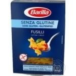 Макаронні вироби Barilla Fusilli Senza Glutine 400г