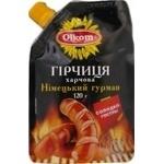 Mustard Olkom Hurman 120g