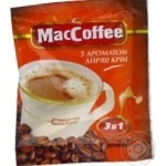 Beverage Maccoffee coffee 18g