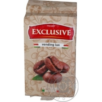 Coffee Viennese coffee Exclusive ground 250g - buy, prices for MegaMarket - image 1