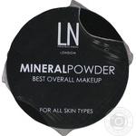 Пудра LN Professional Mineral 02