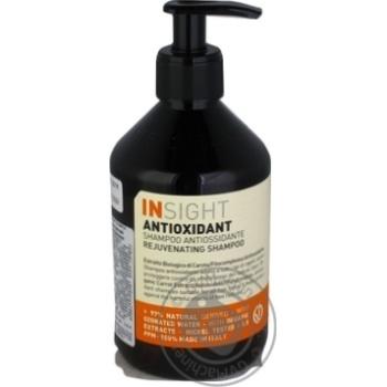 Шампунь Insight Antioxidant тонізуючий для всіх типів волосся 400мл