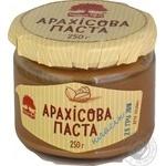 Паста Інша Їжа арахісова класік 250г х4