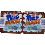Dessert Zott Monte milky with chocolate chilled 100g