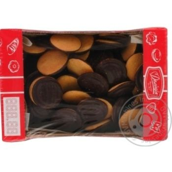 Cookies Delicia cherry full-flavored 1000g