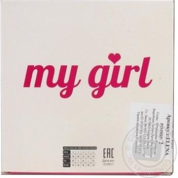 Труси бразиліана жіночі My Girl арт.ELENA 2 - купити, ціни на Novus - фото 2