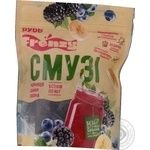 Smoothie Rud fruit 5pcs 450g stick sachet