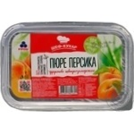 Пюре персика Рудь Шеф-повар фруктовое быстрозамороженное 500г