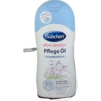 Масло для дітей Bubchen Ultra sensitiv 200мл х8 - купить, цены на МегаМаркет - фото 2