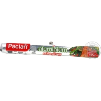Фольга алюмінієва Paclan 12м - купити, ціни на Novus - фото 2