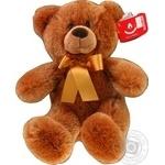 Іграшка Ведмедик коричневий 26см Аврора