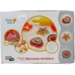 Набор для лепки Genio Kids Магазин печенья