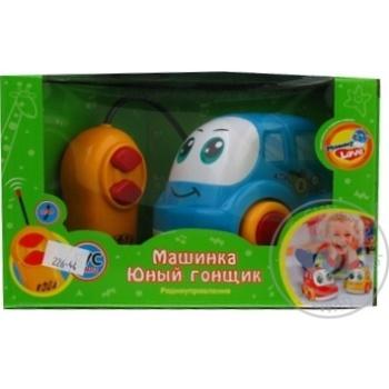 Іграшка Машинка Юний Гонщик