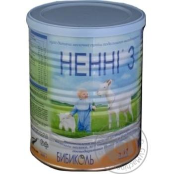 Сухая молочная смесь Нэнни 3 с 12 мес 400г - купить, цены на Novus - фото 5