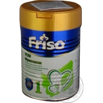 Смесь молочная Friso VOM Фрисовом №1 400г