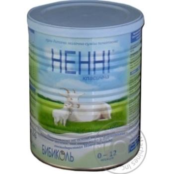 Замінник груд.молока Нenni Класика 400г