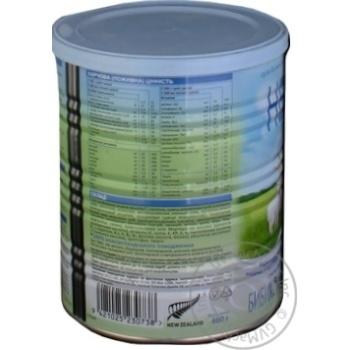 Сухая молочная смесь Нэнни классическая 400г - купить, цены на Novus - фото 4