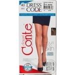 Колготки Dress code жіночі 40 р.2 bronz х10