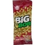 Snack peanuts Big bob with bacon salt 70g