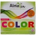 Порошок АlmaWin для прання кольорових речей органічний гіпоалергенний 1кг