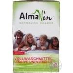 Порошок пральний АlmaWin універсальний органічний гіпоалергенний 2кг