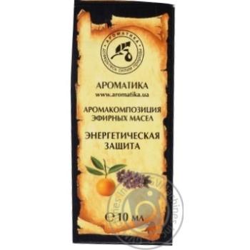 Oils Aromatika