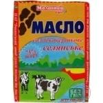 Масло Молочний світ крестьянское сладкосливочное 73% 200г - купить, цены на МегаМаркет - фото 3