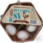 Яйцо куриное Господин Петуховъ столовое отборное 6шт