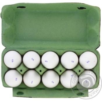 Яйце куряче Екодар С0 10шт - купити, ціни на CітіМаркет - фото 2