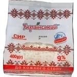 Творог Украинский 9% 400г