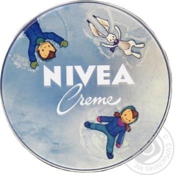 Крем Nivea для шкіри універсальний 75мл