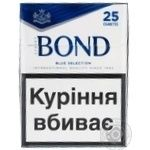 Сигареты Bond Street Blue Selection 25шт