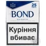 Cigarettes Bond Blue 25pcs 0.5mg