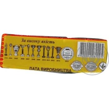 Butter Molochniy svit Peasant style cream sweet cream 73% 200g - buy, prices for MegaMarket - image 4