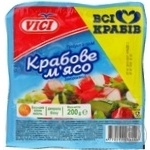 Vici crab meat 200g