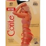 Колготи жіночі Conte Active 40ден р.3 Nero - купити, ціни на CітіМаркет - фото 3