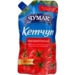 Кетчуп Чумак томатный 300г