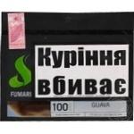 Тютюн Fumari Guava 100г