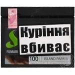 Тютюн Fumari Island Papaya 100г