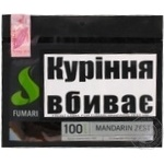 Тютюн Fumari Mandarin Zest100г