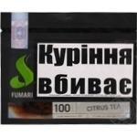 Тютюн Fumari Citrus tea 100г