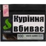 Табак Fumari White Gummy Bear 100г