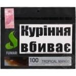 Табак Fumari Tropical mango 100г