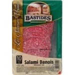 Sausage Bastides Salami pork with sausage raw cured 100g