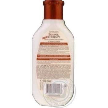 Шампунь Garnier Botanic Therapy Кокосовое молоко и макадамия 250мл - купить, цены на Novus - фото 2