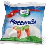 Сир Züger Frischkäse AG Моцарела м'який 40% 125г