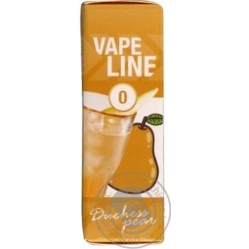 Жидкость Vape Line Duchess Pear для электронных сигарет 0мг 10мл