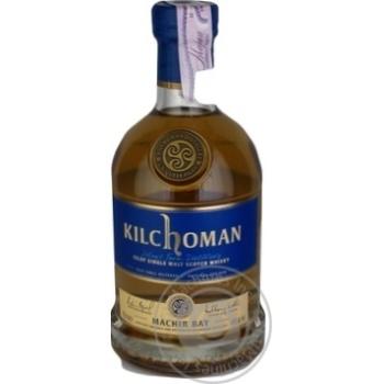 Виски Kilchoman Machir Bay 46% 0,7л в коробке